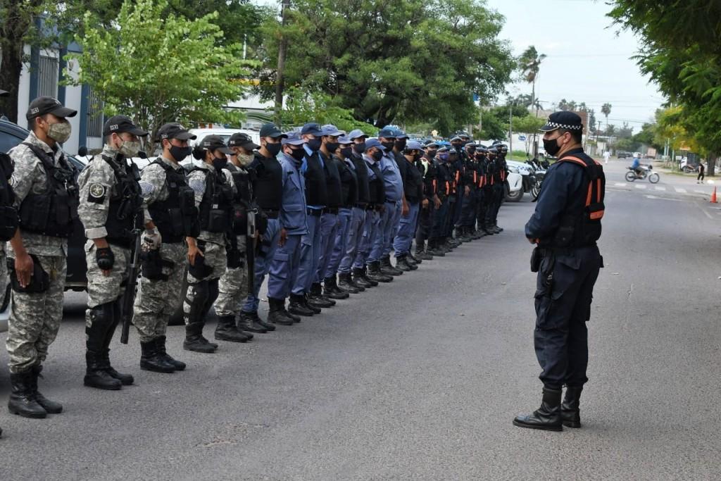 Chaco: FUERTE ABORDAJE PARA GARANTIZAR EL CUMPLIMIENTO DE LAS NUEVAS MEDIDAS EN EL MARCO DE LA PANDEMIA