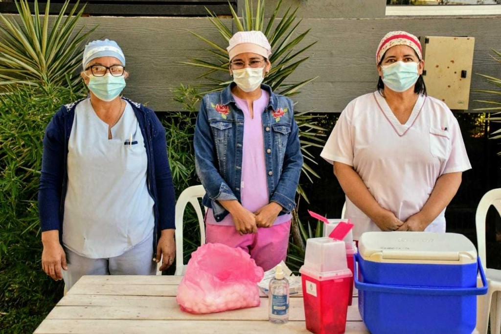 COVID-19: más turnos de vacunación para mayores de 60 años y nuevo ingreso de dosis al Chaco