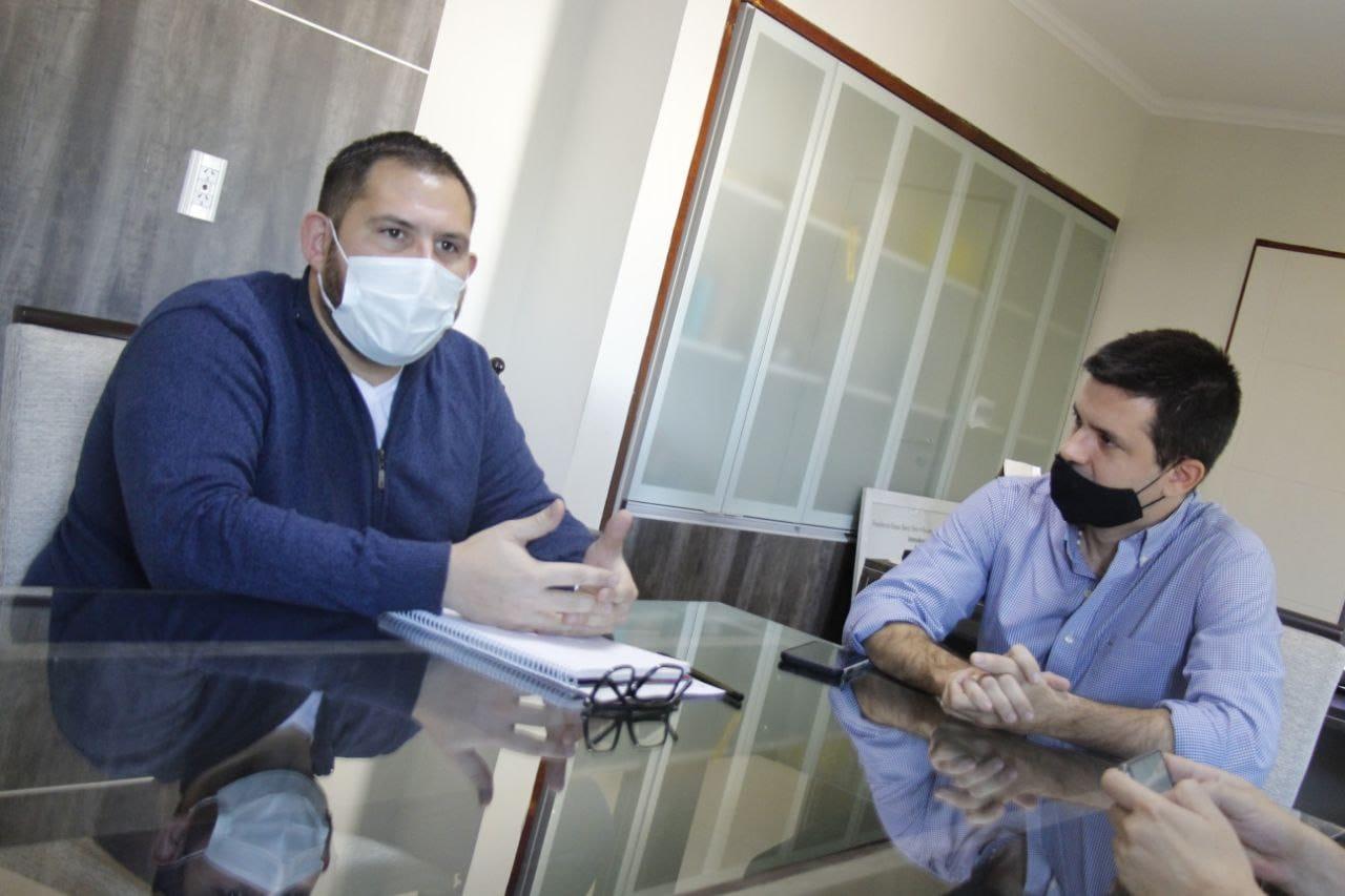 SÁENZ PEÑA: PROVINCIA Y MUNICIPIO ANALIZAN EL PROGRESIVO AUMENTO DE CASOS DE COVID-19