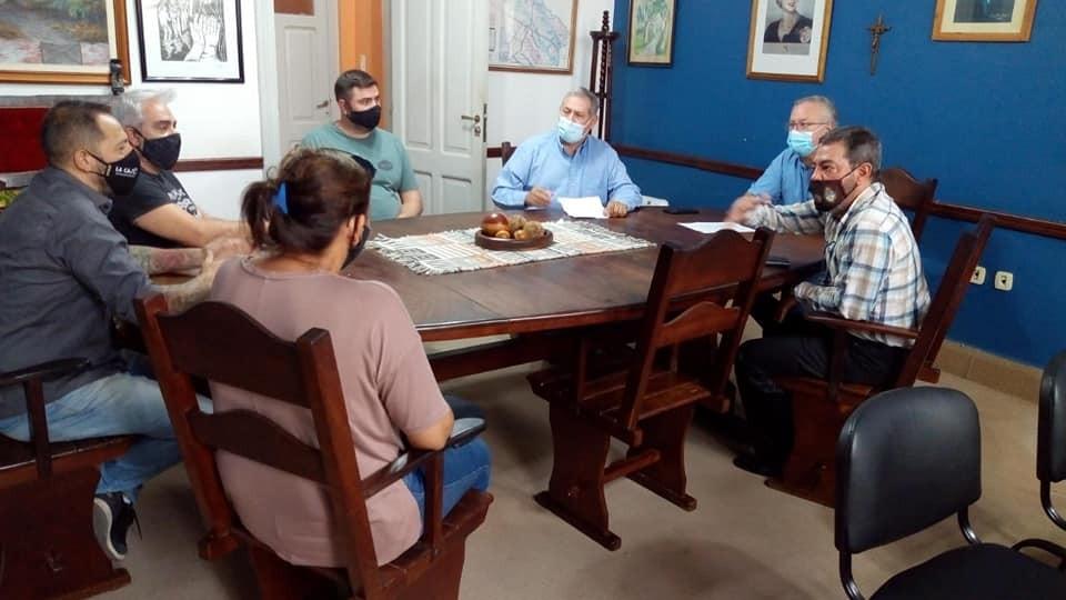 Villa Ángela: EL MUNICIPIO RECIBIÓ A GASTRONÓMICOS LOCALES