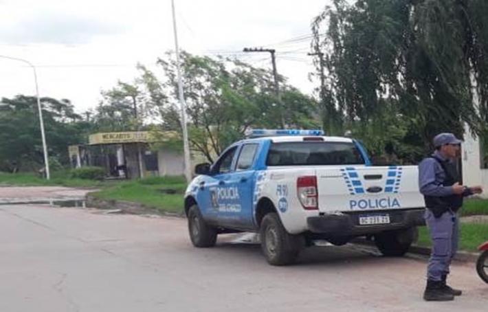 Sáenz Peña: Médico apuñaló a un ladrón que ingresó a su casa
