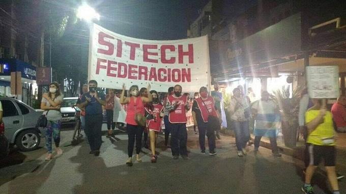 Federación Sitech mantiene el conflicto docente y vuelve al paro por 24 horas