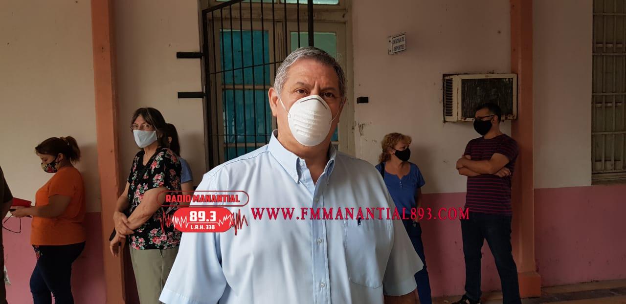 Alarmente aumento  de contagios en Villa Ángela | Raul Fernandez | BUSCAN EL USO DE PULCERAS ELECTRÓNICAS PARA LOS CASOS QUE NO GUARDAN EL AISLAMIENTO.