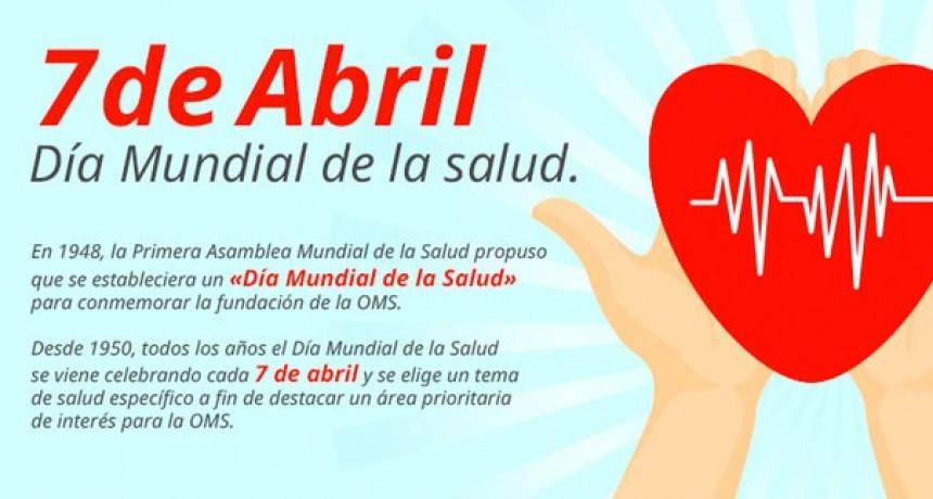 """7 de abril """"Día Mundial de la Salud"""""""