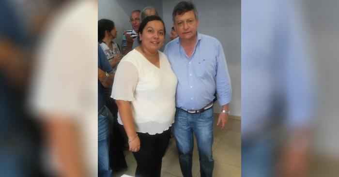Pascua Agradeció la Visita del Gobernador Peppo en la difícil situación