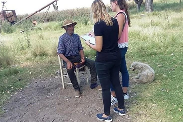 Tiene 91 años y vivía esclavizado en un campo de Santa Fe: Le pagaban 200 pesos por mes y se quedaban con su jubilación