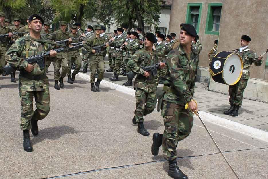Sub-Oficial Javier Quiroga: VOCACIÓN, eso lo resume todo...