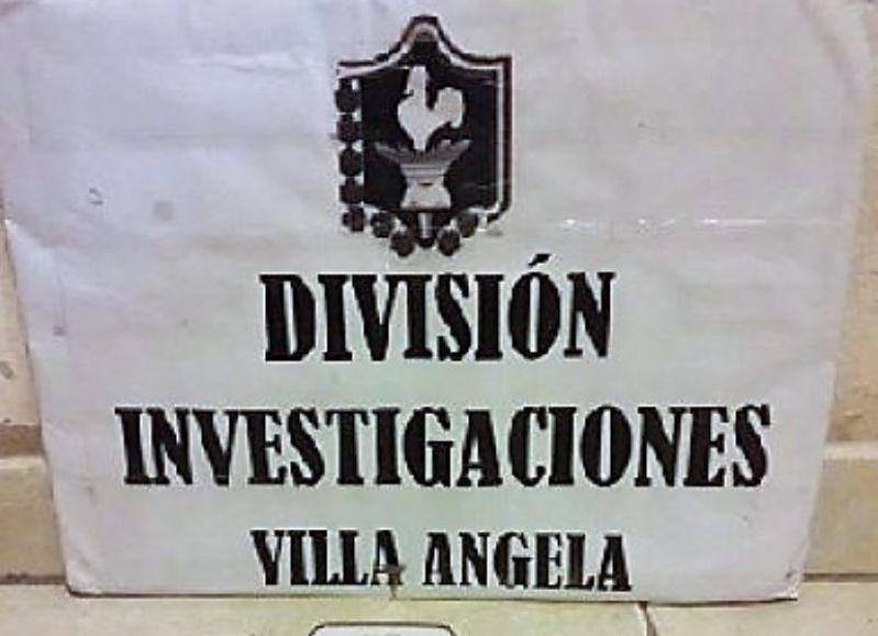 Villa Ángela: Detienen al autor de hurto y recuperan lo sustraído