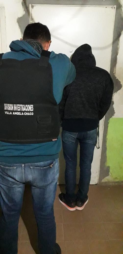 Villa Ángela: Recuperan un GPS robado a inicios de Abril