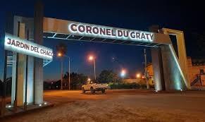 Coronel Du Graty: TIENE UN PRIMER CASO SOSPECHOSO DE COVID-19