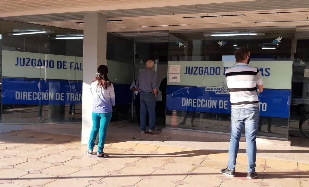 Villa Ángela: EL MUNICIPIO INFORMA SOBRE LA REAPERTURA Y LOS TRÁMITES DEL JUZGADO DE FALTAS