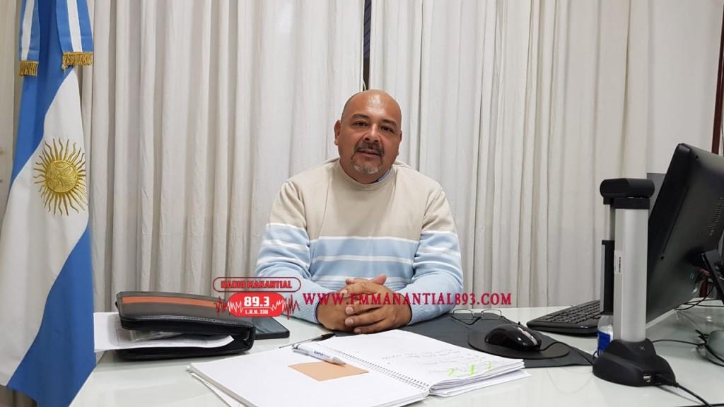 Villa Ángela: ALEJANDRO GALLEGOS DE ANSES: ESTÁ CONFIRMADO UN REFUERZO DEL IFE PERO SE ESPERA FECHA Y MONTO DEL MISMO