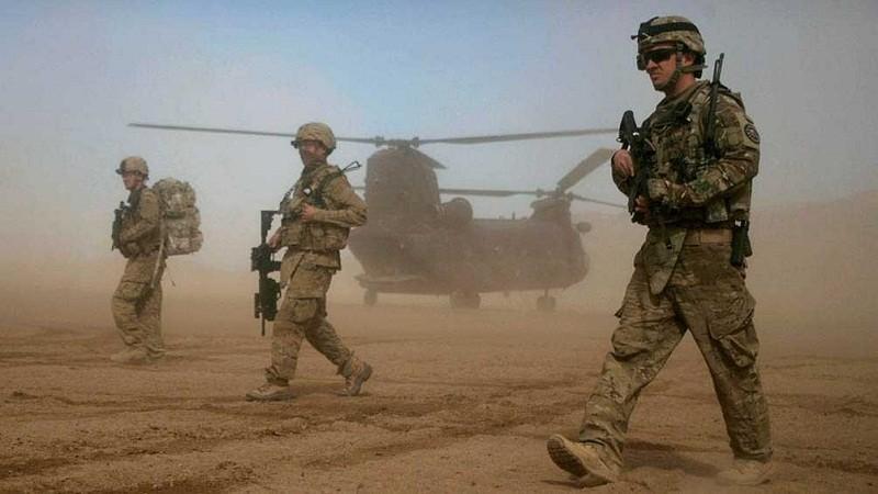 TRAS 20 AÑOS: Estados Unidos inició la última fase de su retirada de Afganistán