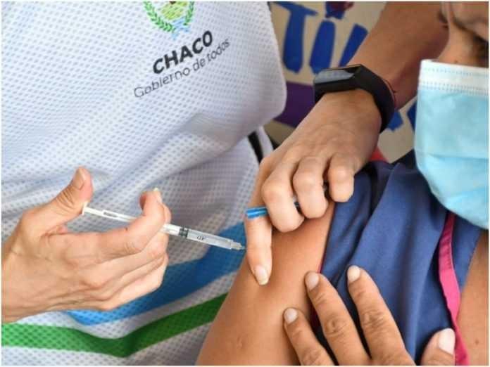 Chaco superó el récord de personas vacunadas en un día con más de 10 mil dosis otorgadas