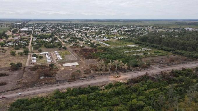 Avanza el desarrollo de lotes urbanos para brindar soluciones habitacionales en San Bernardo