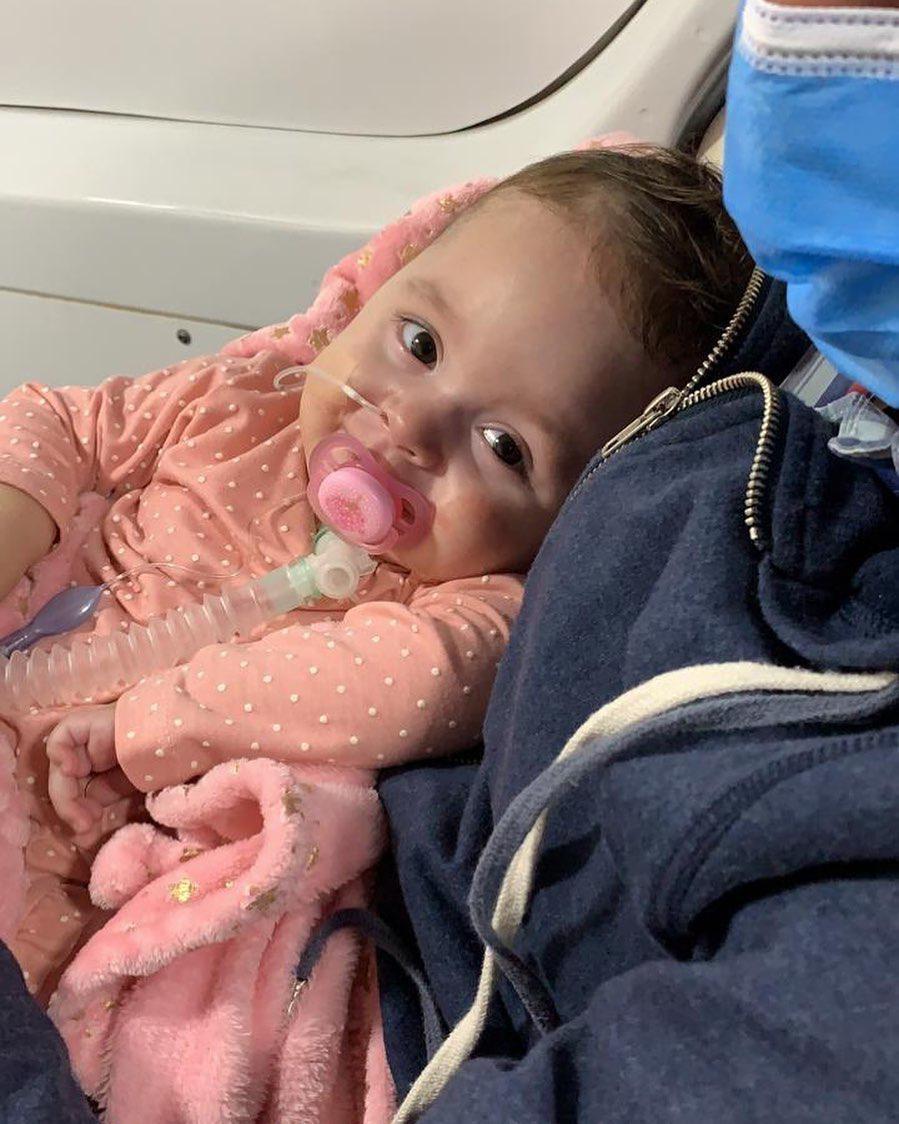 Emmita recibirá hoy la ansiada vacuna Zolgensma