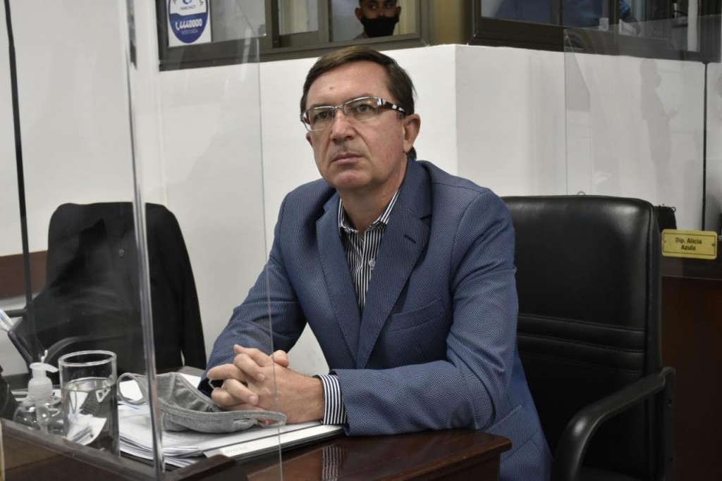 Gutiérrez pidió transparentar las licitaciones del Ejecutivo provincial