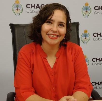 EMILIA SVEDA ES LA NUEVA SUBSECRETARIA DE SALUD DEL CHACO