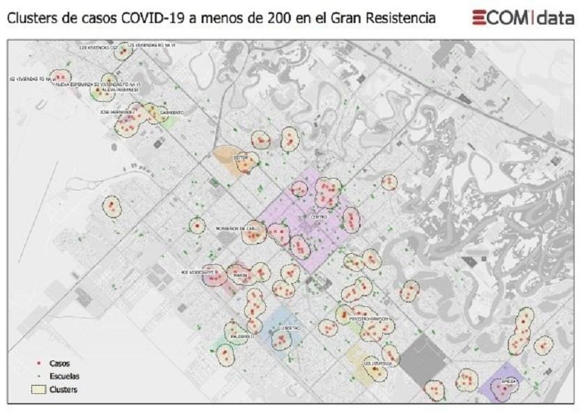 ANUNCIOS DE CAPITANICH - Pandemia: ante el aumento de la positividad y de casos, el gobierno provincial determinó nuevas medidas