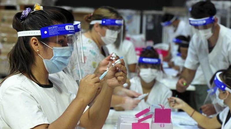 Se refuerza en mayo la campaña de vacunación que lleva adelante el Gobierno nacional