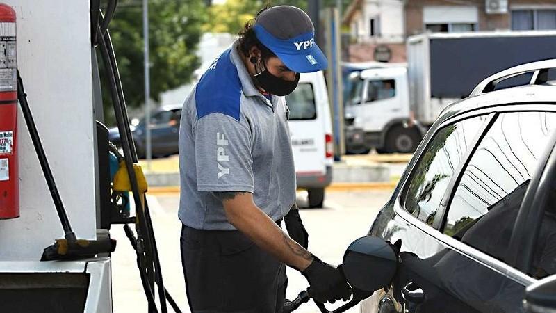 Actualización de Precios: Aumentó la nafta un 5 % en todo el país