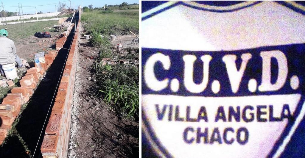 Villa Ángela: EL PRESIDENTE DE CLUB UNION VILLA DORA AGRADECE LA AYUDA A MARIANO IBRAHIM |