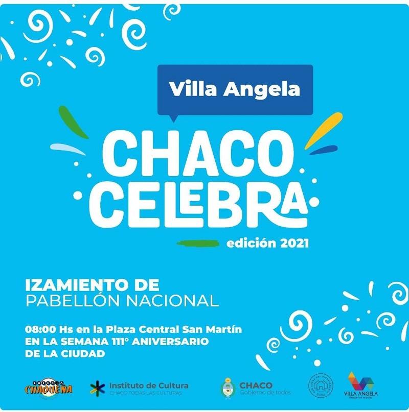 Villa Ángela conmemora este 24 de mayos sus 111 años de vida institucional