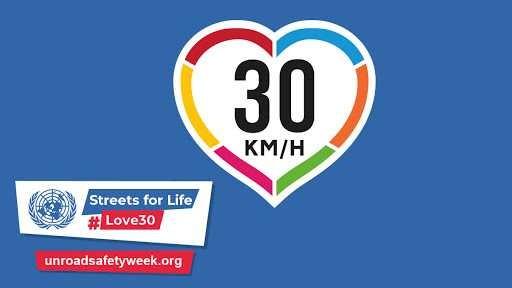 Llamado a reducir a 30 km/h la velocidad en las calles urbanas del mundo