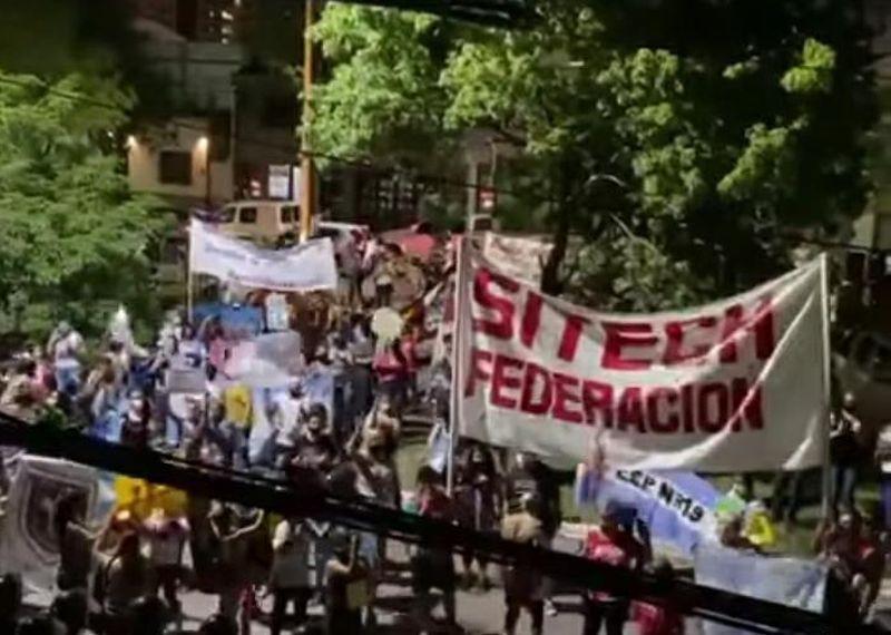 Federación Sitech repudió los descuentos por día de paro:
