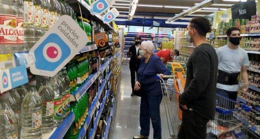 La inflación de abril fue de 4,1% en la Argentina, según el Indec