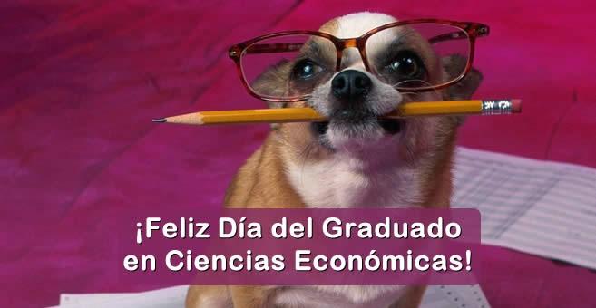 2 de Junio. Felíz Día del Graduado en Ciencias Económicas.