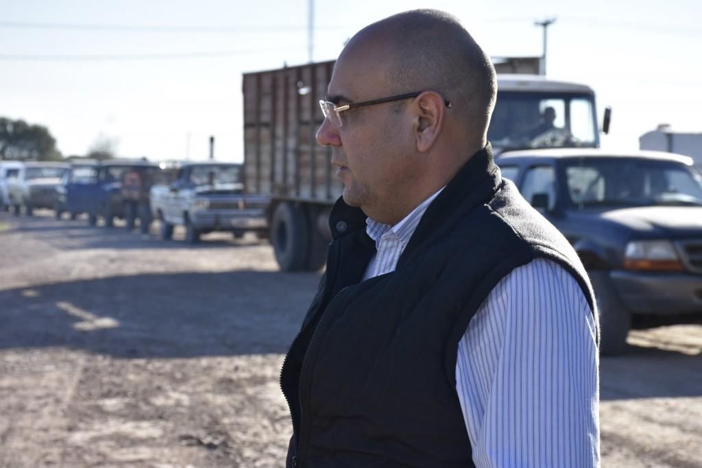 Gobierno del Chaco entregó Forraje a Pequeños Productores Ganaderos afectados por la Emergencia Hídrica