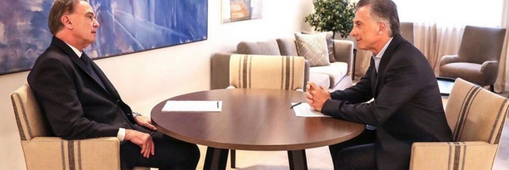 Confirmado: Miguel Ángel Pichetto será el vice de Mauricio Macri en la fórmula de Cambiemos
