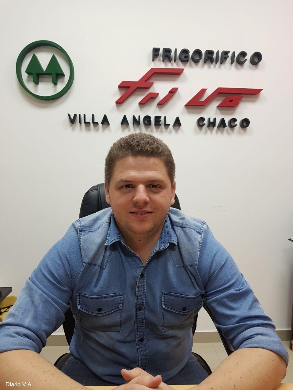 Carnes desde Villa Ángela: La exportación es a terceros países.