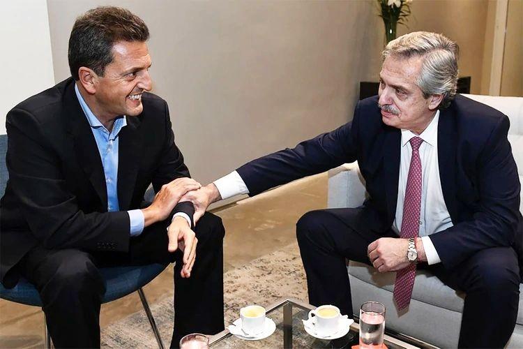 Alberto Fernández y Sergio Massa cerraron un acuerdo electoral: se llamará
