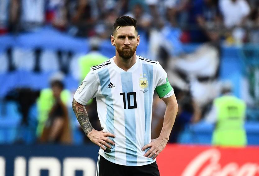 """Argentina y Messi lanzan contra Colombia la """"Misión Copa América"""""""