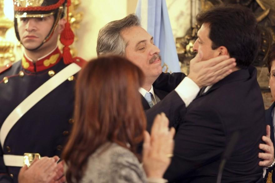 Sergio Massa será el primer candidato a diputado de la Provincia de la lista Fernández-Fernández