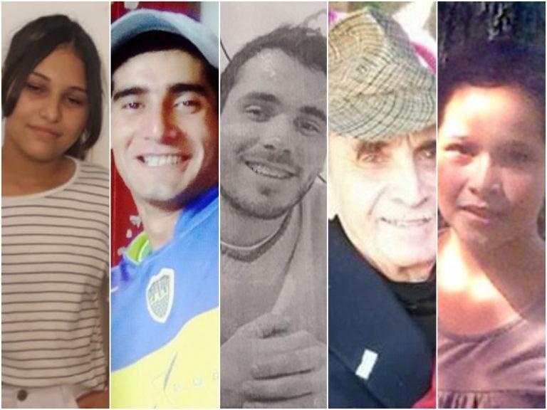 Más de 40 personas están reportadas como desaparecidas en el Chaco