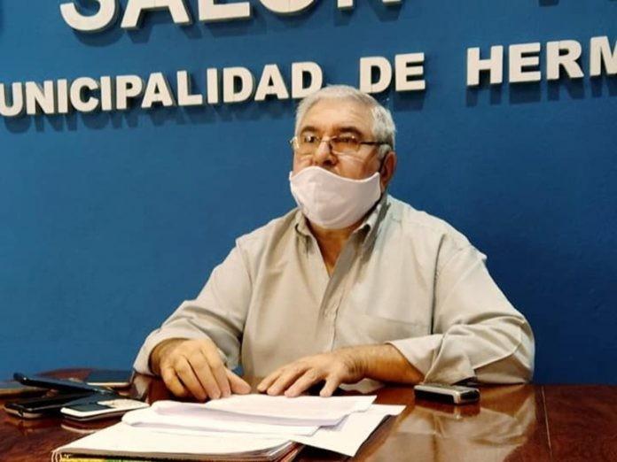 Hermoso Campo: EL INTENDENTE RECORTARÁ SU SUELDO Y EL DE SUS FUNCIONARIOS