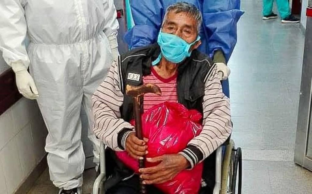 Chaco: UN HOMBRE DE 90 AÑOS SUPERÓ EL CORONAVIRUS Y OBTUVO EL ALTA MÉDICA