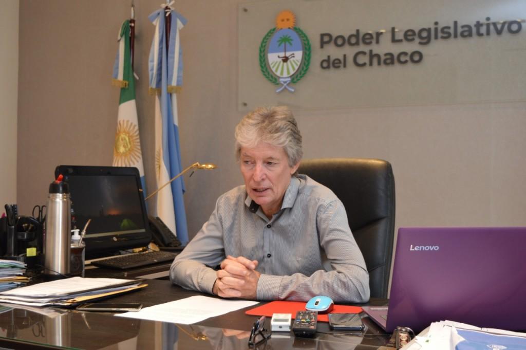 Sager reafirmó la lucha por la soberanía sobre Malvinas hasta que la bandera argentina vuelva a flamear en las islas