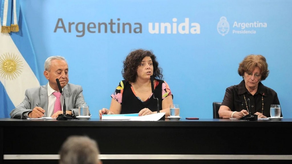 Se registraron 17 nuevas muertes por coronavirus y son 802 los fallecidos en Argentina