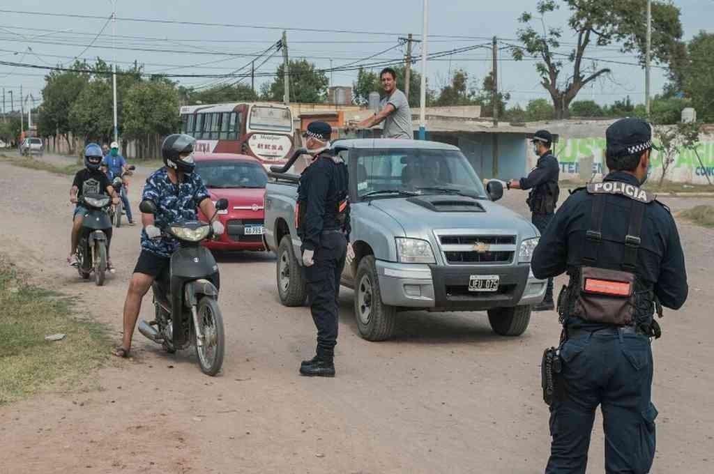 Vuelve a elevarse la cifra de detenidos por incumplir el aislamiento en la provincia: fueron 994 en las últimas 24 horas