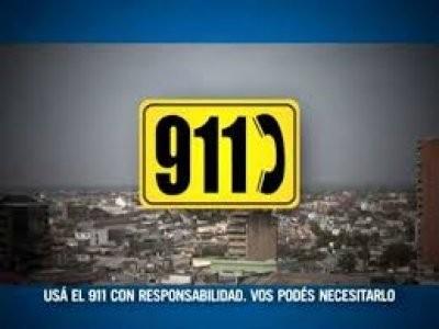Villa Ángela:  911 LLAMADAS FALSAS Y LAS BROMAS SATURAN LA LINEA