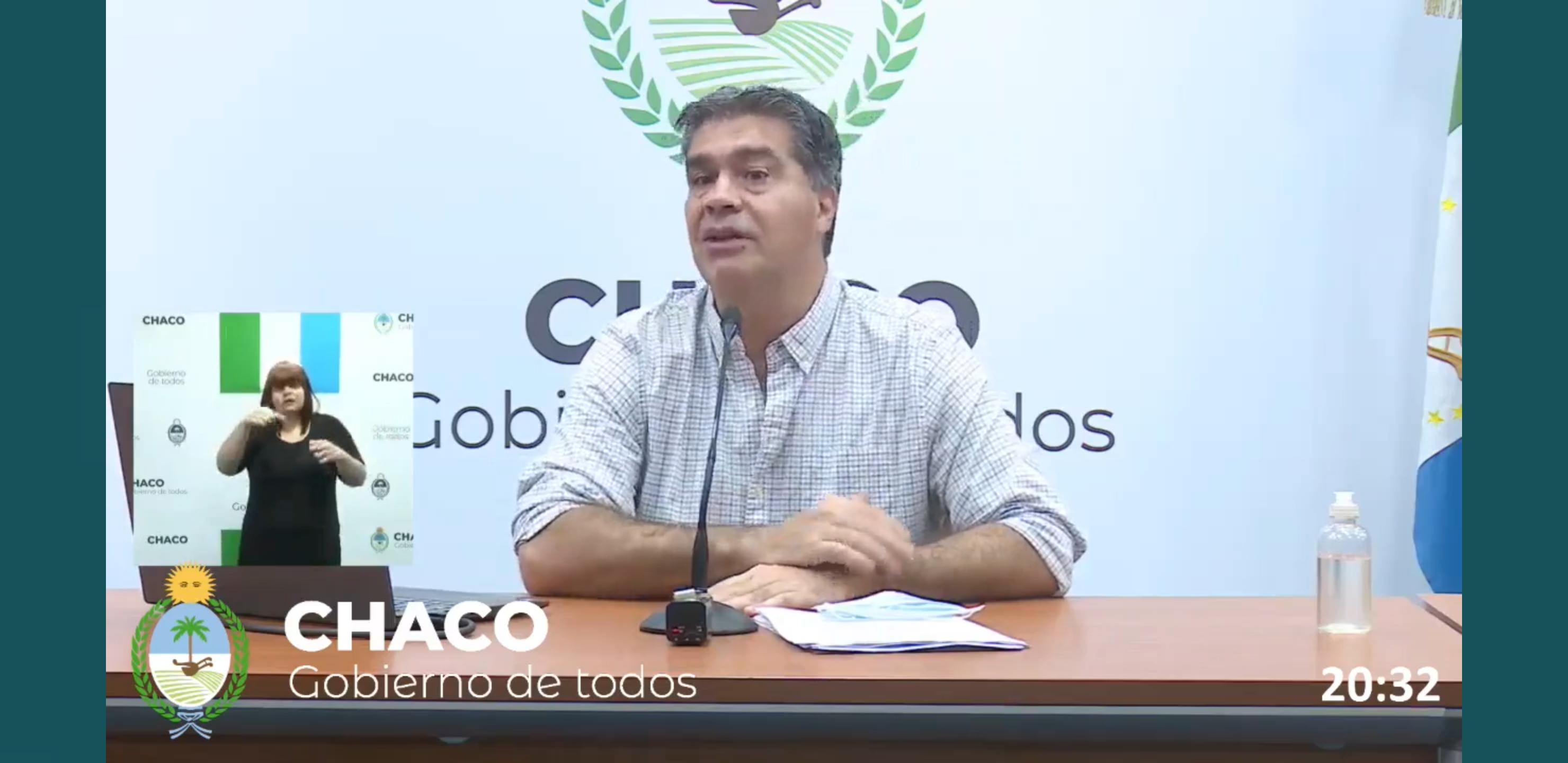 Chaco: SE EXTIENDE LA CUARENTENA HASTA EL 28 DE JUNIO