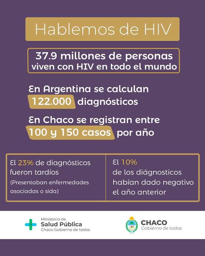 DÍA DE LA PRUEBA DE VIH, SALUD RECUERDA LA IMPORTANCIA DE LOS TEST ANUALES