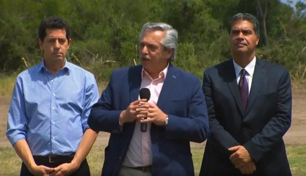 Alberto Fernández visitará Chaco
