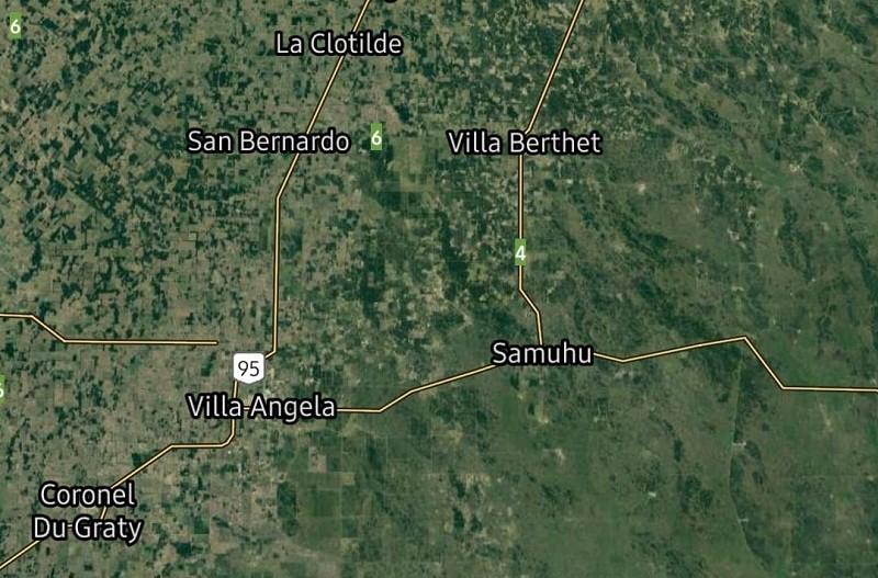 Samuhú: APA proyecta un sistema para optimizar la provisión de agua potable en la localidad