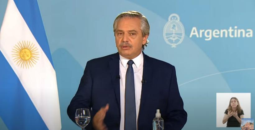 Alberto Fernández le pidió al Inadi que evalúe sus dichos sobre la inmigración europea
