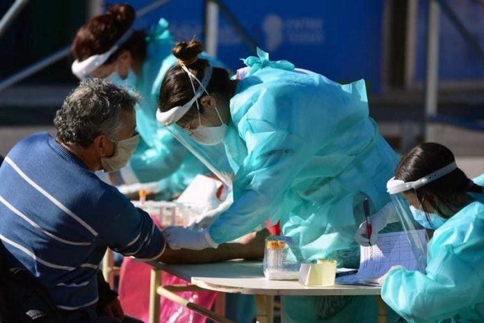 Coronavirus en Argentina: se registraron 18.057 nuevos casos y 447 muertes